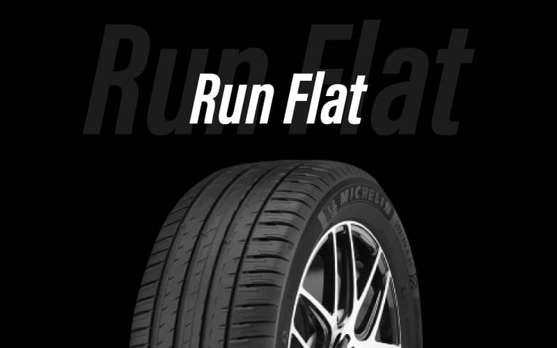 Llantas Run Flat